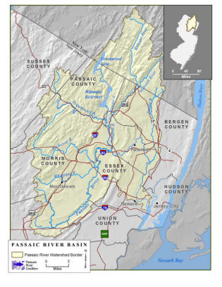 Passaic River Basin 1